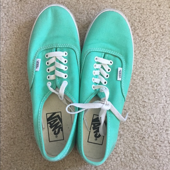 VANS Authentic 44DX Anaheim Factory OG Jade